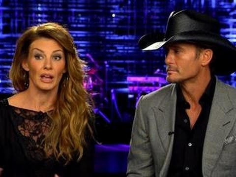 Exclusive: Tim McGraw and Faith Hill on Having More Children, Marriage Trouble Rumors