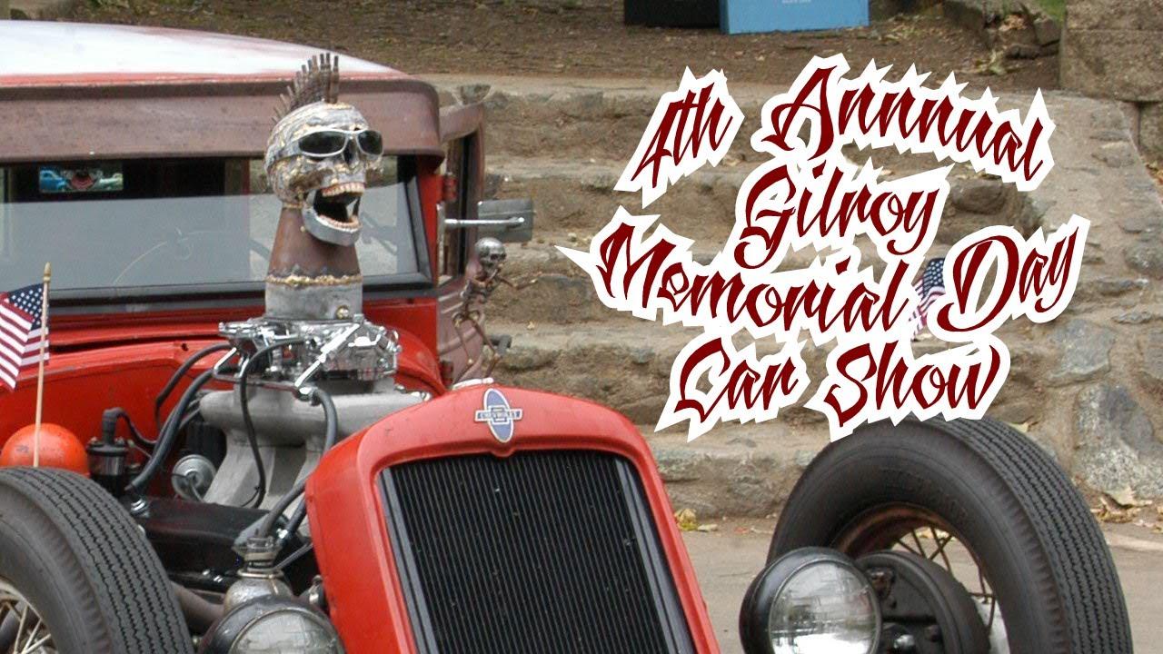 Gilroy Memorial Day Car Show
