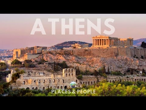 ATHENS  - ancient Greek city