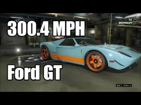 300 mph ford gt