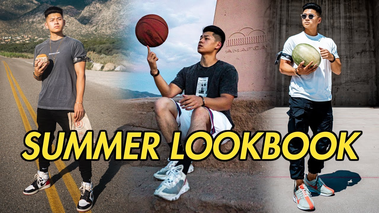 3 Summer Streetwear Outfits 3