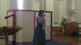 Aro Nilavai.... song by Shalin Mathew
