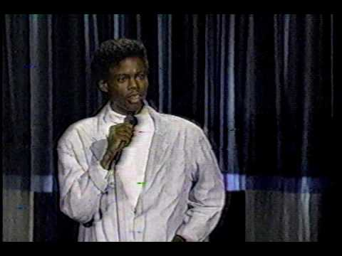 Chris Rock on Arsenio