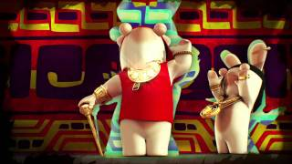 Raving Rabbids Travel in Time -- The Mayan Treasure trailer [US]