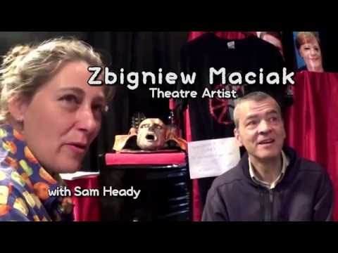 Interview with Zbigniew Maciak - Theatre, Big Dongs & [P]roteus (bis)