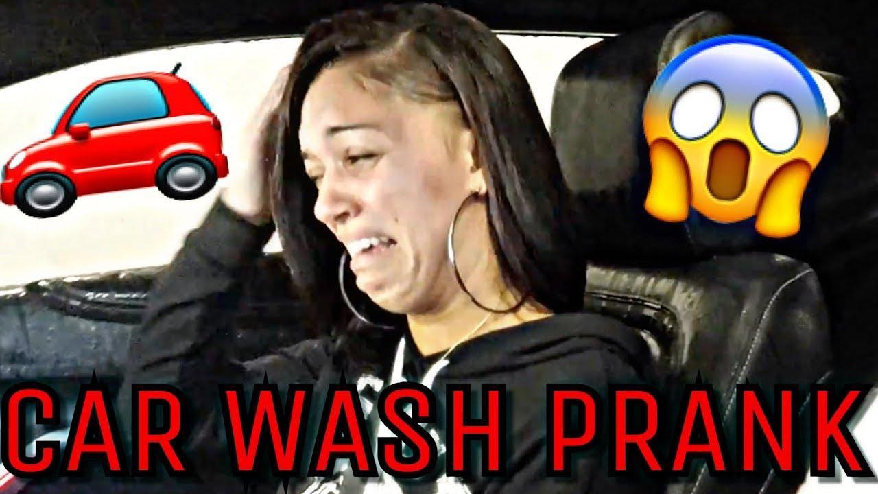 Car Wash Prank Youtube