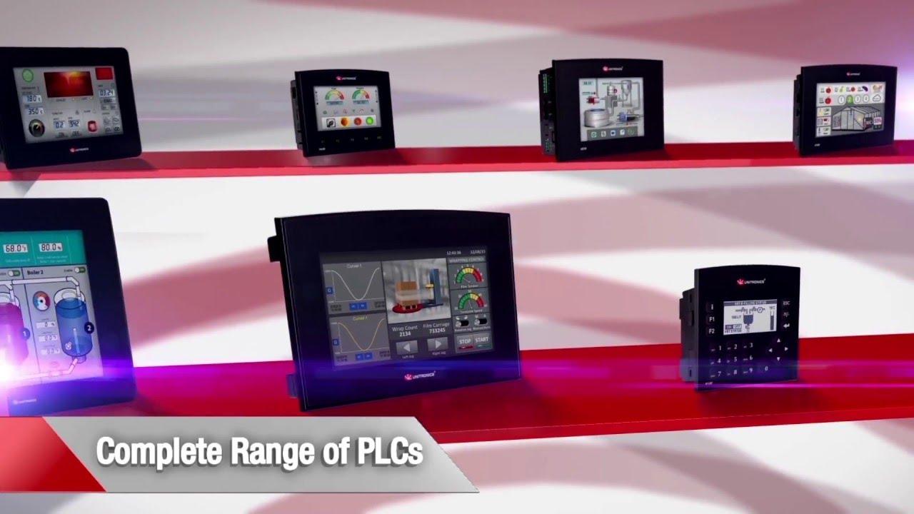 What is PLC ? Programmable Logic Controller - Unitronics