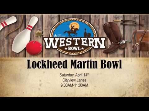 Signing Up for the 2018 Lockheed Martin Bowl-a-thon