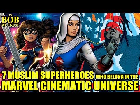 In Bob We Trust - 7 MUSLIM SUPERHEROES WHO BELONG IN THE MCU