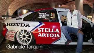 Gabriele Tarquini is reunited with his record breaking VZM Honda Accord