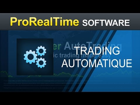 Systeme de trading prorealtime