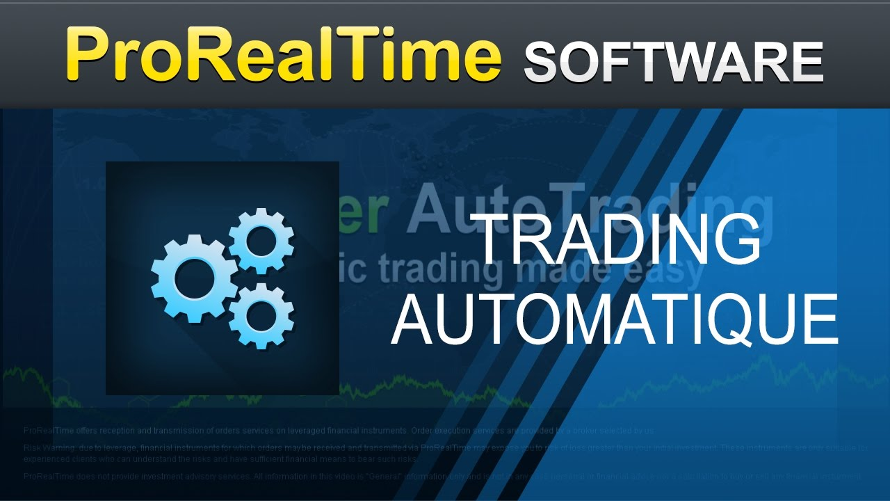 Systeme de trading simple