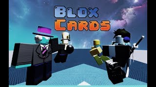 [BLOXY 2018] Roblox Blox Card Trailer