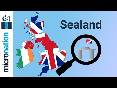 Sealand — The World's Smallest Nation?