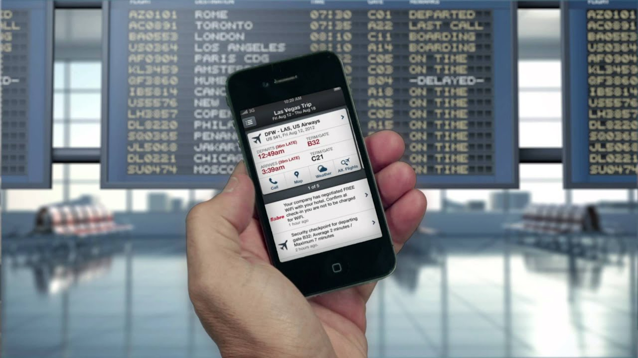 Flight schedules and notifications - American Airlines
