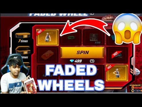 New Faded Wheel 2.0 And Free Fire DIWALI Topup EVENT 2019 - NEW Emote!!