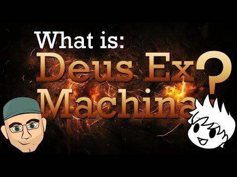 what-is-deus-ex-machina?