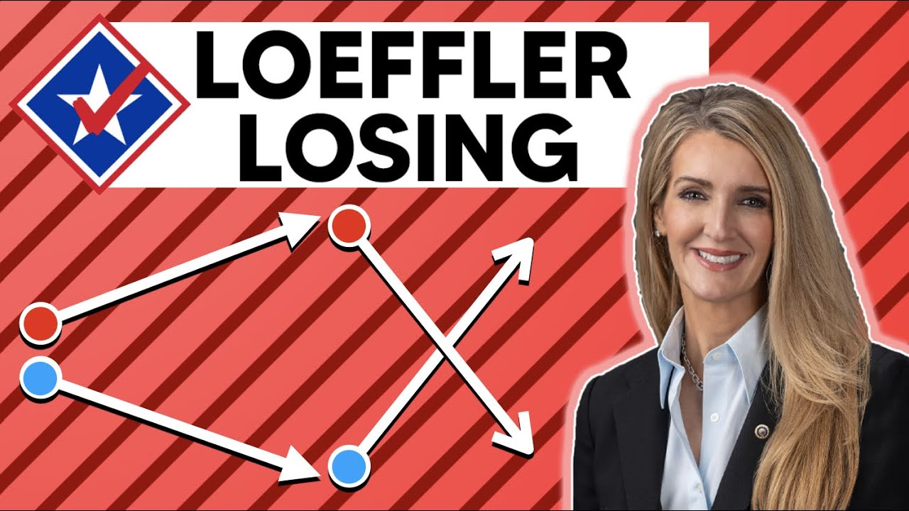 Kelly Loeffler is Losing the Georgia Senate Race By Herself
