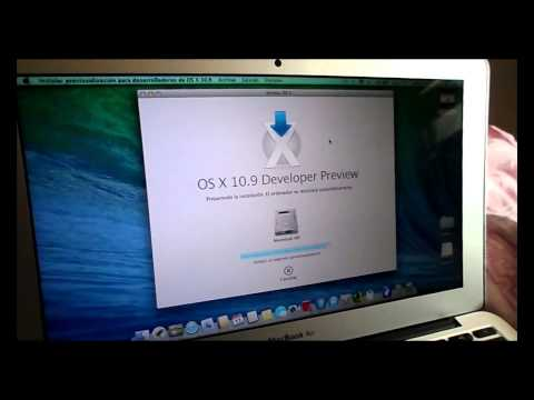 OS X 10.9 Mavericks PUBLIC VERSION DOWNLOAD - INSTALL - REVIEW