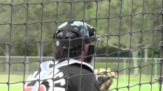 Miami Marlins Spring Training-Jarrod Saltalamacchia 2014