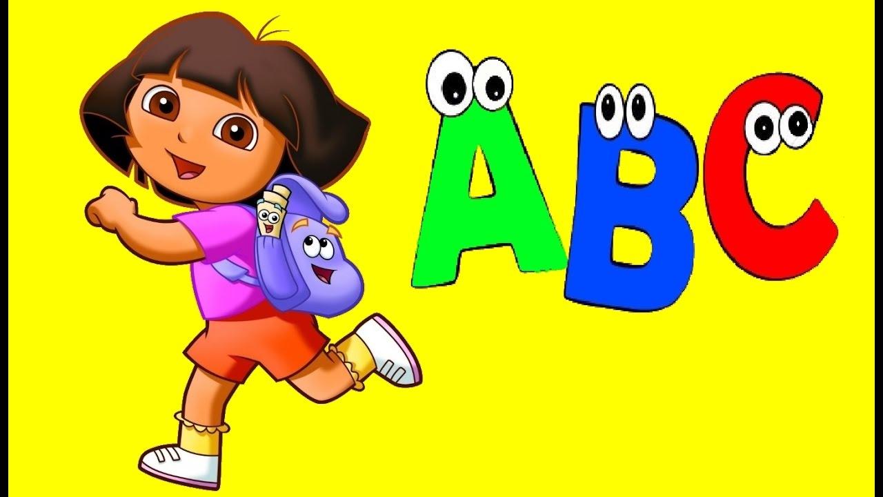 Dora Alphabet Adventure Youtube
