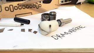 CNC drag knife