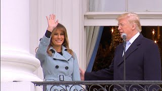 Melania Trump Is 'Powerful Force' Behind the Scenes, New Book Claims thumbnail