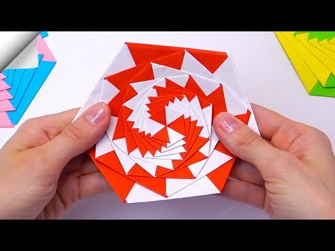 9 Craft ideas with paper | 9 DIY paper crafts Paper toys
