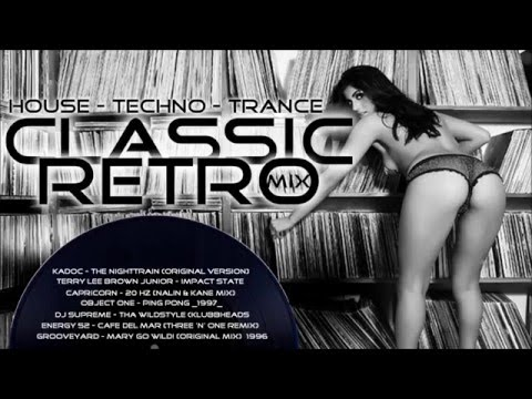 ♪ ▀█▀ Tailor G - Retro Classic House-Techno-Trance Mix