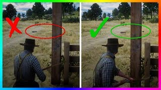 15 Helpful Tips & Useful Tricks That Will Make You A BETTER Outlaw In Red Dead Redemption 2! (RDR2)