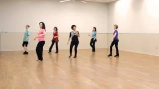 Bambino Latino - Line Dance (Dance & Teach)