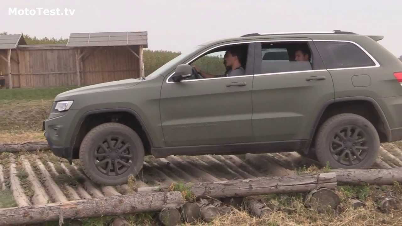jeep grand cherokee 2014 off road driving test youtube. Black Bedroom Furniture Sets. Home Design Ideas