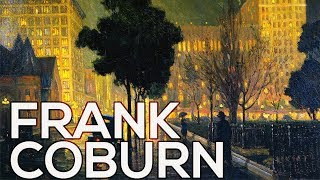 Frank Coburn: A collection of 87 paintings (HD)