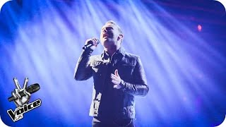 Kevin Simm performs 'All You Good Friends': The Live Final - The Voice