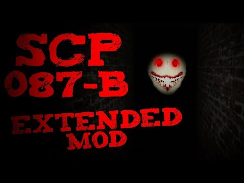 SCP 087-B Extended Mod ~ Staircase Simulator
