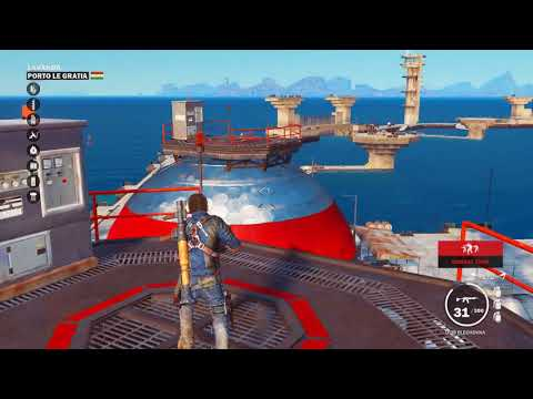 Just Cause 3 - Free roam #2
