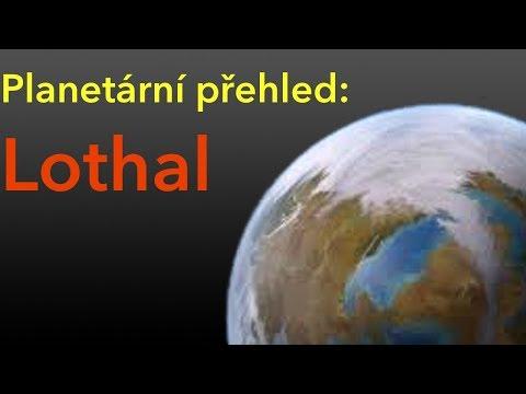 Planetární přehled: Lothal