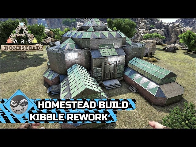 THIS IS THE BIGGEST ARK UPDATE YET! - HOMESTEAD! - S+ MOD
