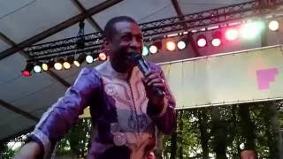 Download Youssou N'Dour mit Super Étoile de Dakar- Senegal Rekk -Serigne Fallou, Afrika Festival -Hertme 2016 MP3 song and Music Video
