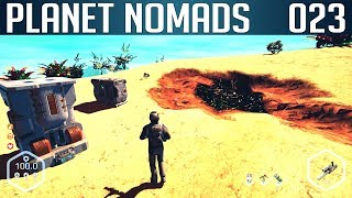 PLANET NOMADS #023 | Uran aus der Wüste | Let's Play Gameplay Deutsch thumbnail