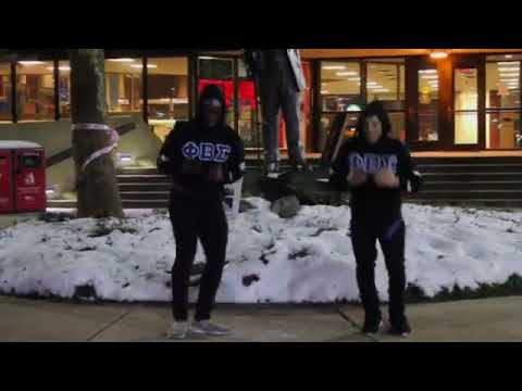 Mu Psi Chapter of Phi Beta Sigma Fraternity Incorporated Stroll