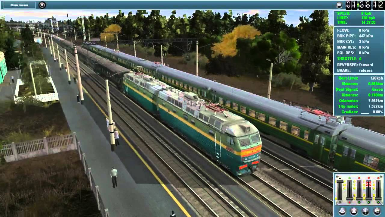 Free Download Trainz Simulator 2012 Full Version - Ronan Elektron