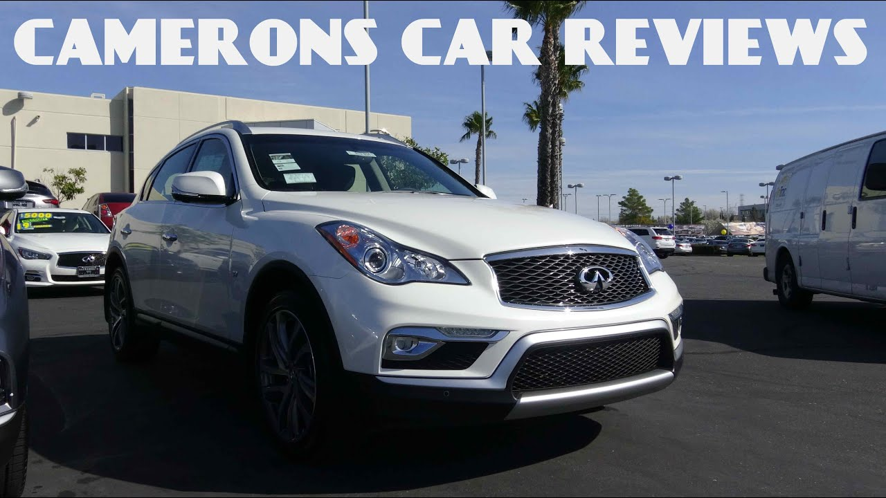 review news show profile more side infiniti