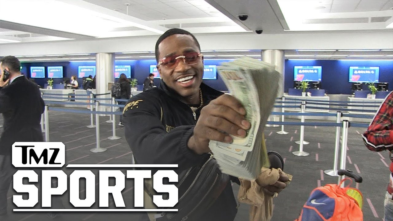 Adrien Broner Says He Might've Ended Manny Pacquiao's Career | TMZ Sports