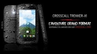 Boutique en ligne SFR Réunion   ALAIN DUCLOS CROSSCALL Trekker X1