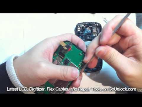 Huawei IDEOS U8150 Screen Repair Disassemble Take Apart Video Guide