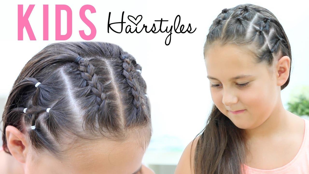 Peinados Para Nina Paso A Paso Peinados De Diadema Youtube - Ver-peinados-para-nia