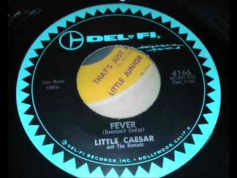 Little Caesar And The Romans - Memories of Those Oldies But Goodies / Fever - DEL-FI 4166 - 1961