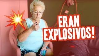 Cigarros Explosivos    Rosa y Jaime