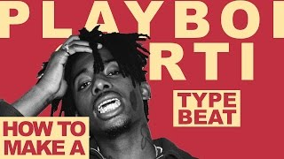 Making A Beat For Playboi Carti (FL Studio Tutorial) | Nick Mira